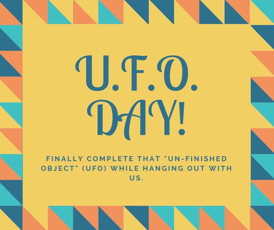 UFO DAY!